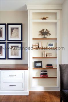 Designed by Kristin Peake Interiors