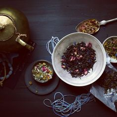 For natural healing, all you have to do is Steep And Pour. Drink Satori Tea.