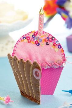 Sweet Tooth | Free Beading Project | Crafts Beautiful Magazine