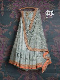 Swati Manish - Available Lehengas Indian Bridal Lehenga, Indian Bridal Wear, Indian Wedding Outfits, Indian Wear, Indian Outfits, Indian Clothes, Manish, Lehnga Dress, Lehenga Collection