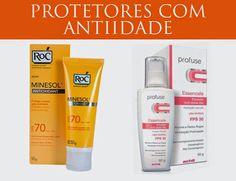 Beleza Em Voga: Escolha o protetor solar ideal para sua pele!