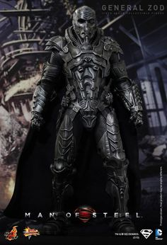 HOT TOYS GENERAL ZOD SIXTH SCALE FIGURE AVAILABLE FOR PRE-ORDER