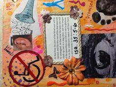 Art journal for friend