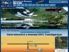The trasfagarasan road. Interactive map of the road with all the sights http://www.welcometoromania.ro/DN7c/DN7c_Harta_Obiective_e.htm