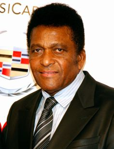 Charlie Pride at the Don Henley Honored As The 2007 MusiCares Person Of The Year