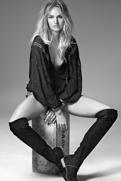 Candice Swanepoel for Free People, July 2014 Lookbook | Raddest Her Looks On The Internet: http://www.raddestshe.com