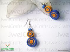 jwelcrafts quilled jewellery collections 7
