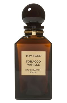 Tom Ford Tobacco Vanille.