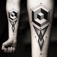 Forearm  by Kamil Czapiga | Tattoo No. 12344