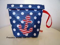 Lunchbag  Coolbag  Kühltasche von GrinseKatze auf DaWanda.com