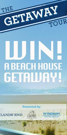 #RePin and #Win a $10,000 Beach House #Getaway! #holiday #sweepstakes VALID UNTIL JUNE 7