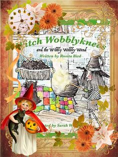Witch Wobblyknees and the Wibbly Wobbly Wand by Rosita Bird. Witch Wobblyknees is a bit of a recluse and too mean to replace her faulty wand. When she meets an old friend at a reunion event she is persuaded to get a new one ... if you want to know what happens next, you'll have to read the book!