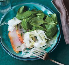 ... fennel and arugula salad smoked whitefish salad with fennel and