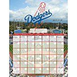 Los Angeles Dodgers Planners