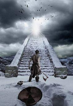Stairway to Valhalla