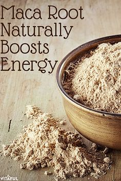 Food Facts: Maca Root Naturally Boosts Energy   Natural Remedies   Holistic   Superfoods   Benefits  