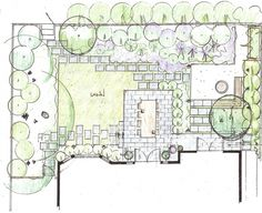 Residential board on pinterest landscape plans garden for Outer space garden design cumbria