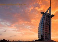 هتل هفت ستاره برج العرب درامارات متحده عربی را بی شک می توان یکی از مجللترین و زیباترین هتل های �%