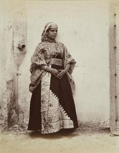 ⁂⁂ Moroccan Clothing ⁂⁂ - Jewish from Tangier