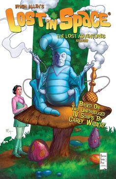 Irwin Allen's Lost In Space: The Lost Adventures #4 #AmericanGothicPress #IrwinAllen #LostInSpace Release Date: 9/14/2016