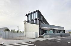 Pepe Gascón > Escuela de Educación Especial Sant Miquel, Sant Feliu de Llobregat