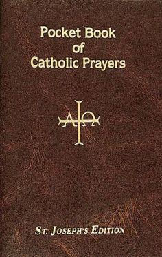 Pocket Book of Catholic Prayers (Pocket Book Series)