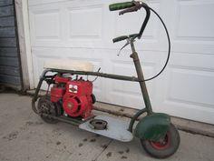 1946 Hiawatha Doodle Bug Mini Bike