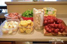 Perfect Crawfish Boil Recipe