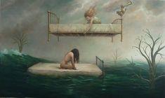 surrealism art by Vincent Cacciotti