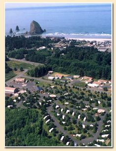 Cannon Beach RV Resort is a Full-Service facility rated by Good Sam, Woodalls and Wheelers