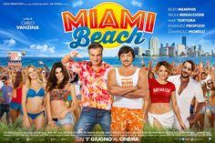 """Conferenza stampa """"Miami Beach"""" film di Carlo Vanzina"""