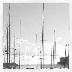 Mast at Repose