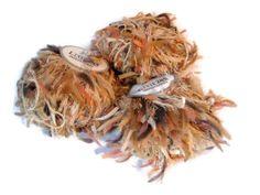 LOT 3 Smash Crazy Yarn Linnie 285 Color 2 Beige Tan #crochet #knitting