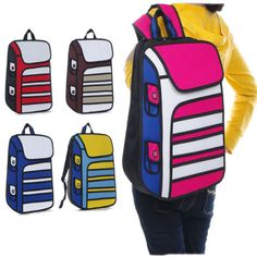 836480a78d9c 40% OFF! FREE SHIPPING! 2D Backpack