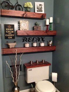 Elegant Small Bathroom Decorating Ideas (1)