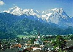 Garmisch in southern Bavaria. I vacationed there as a child, took my own family there on vacation twice, and lived there 3 times working for AFRC. Beautiful. magical.wish my kids would go there to work and ski and hike and drink beer like I did!