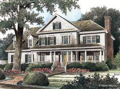 House Plan - Southwind - Stephen Fuller, Inc.
