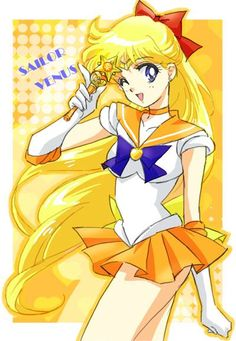 Sailor Venus & her Transformationstick