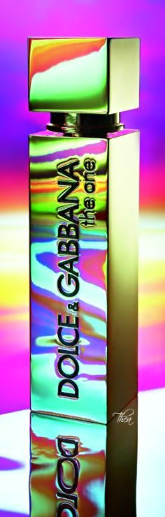 Frivolous Fabulous - Dolce & Gabbana The One Frivolous Fabulous Color My World