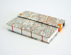 Edinburgh Travel Journal Map Notebook Travel Notebook