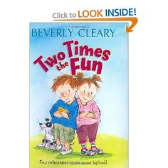 Have this on Kindle, and the kids love to hear about these twins. Over and over. And over again.