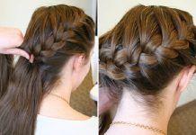 Mẫu tóc đẹp: Cách kết tóc kiểu Pháp dễ làm tại nhà http://style.info.vn/mau-toc-dep/