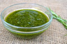 Dinosaur Kale Herb Sauce #ItsMeCharlotte
