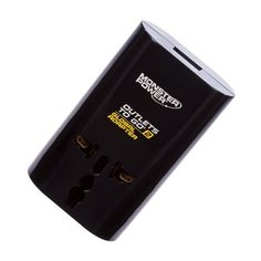 smallest, most lightweight universal adapter on the market and works in more than 150 countries