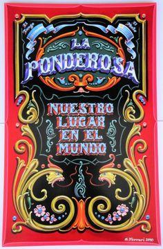 Gustavo Ferrari Chalk Lettering, Lettering Design, Vintage Box, Vintage Signs, Welcome Wood Sign, Sacred Heart Tattoos, Sign Writing, Truck Art, Vintage Typography