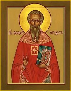 Теодор, наричан още Освещен, защото единствен в целия манастир имал свещенически сан, бил един от любимите ученици на Пахомий Велики. От ран...