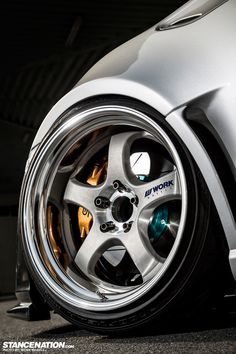 Keep the rims sparkling!