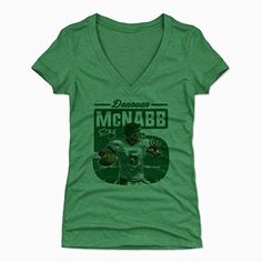 500 LEVEL's Donovan McNabb Women's T-Shirt - Vintage Philadelphia Football Fan Gear & Sports Apparel - Donovan McNabb Big 5 G  https://allstarsportsfan.com/product/500-levels-donovan-mcnabb-womens-t-shirt-vintage-philadelphia-football-fan-gear-sports-apparel-donovan-mcnabb-big-5-g/  Premium Women's Deep V-Neck T-Shirt – 50% Polyester / 25% Ringspun Cotton / 25% Rayon Proudly And Meticulously Made In Austin, TX Custom Artwork: Passionately Designed by AJ Dimarucot
