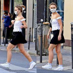 Lily Rose Depp Style, Lily Rose Melody Depp, Vanessa Paradis, Johnny Depp, Lily Depp, Love Lily, Models Off Duty, City Girl, Celeb Style