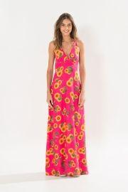 vestido longo magali